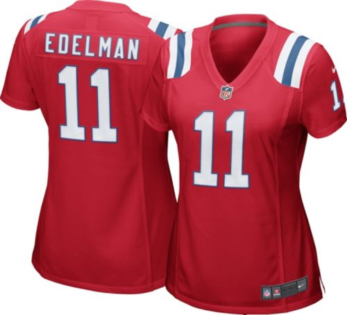 Nike Women s Alternate Game Jersey New England Patriots Julian Edelman  11.  noImageFound. Previous b2e16ddd5