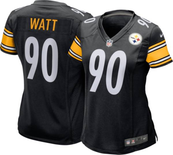 Nike Women's Home Game Jersey Pittsburgh Steelers T.J. Watt #90 product image