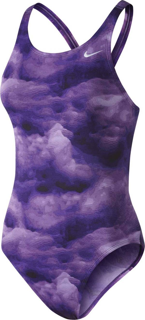 Nike Women's Cloud Fast Back Swimsuit product image