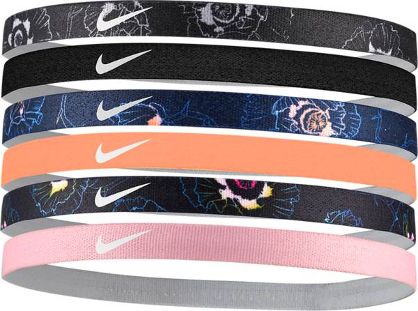 Nike Women's Printed Assorted Headbands – 6 Pack product image
