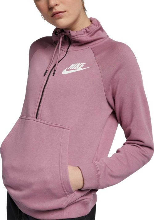 fd50176b4c88 Nike Women s Sportswear Rally Half-Zip Sweatshirt. noImageFound. Previous