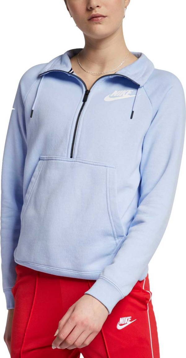 Nike Women's Sportswear Rally Half-Zip Sweatshirt product image