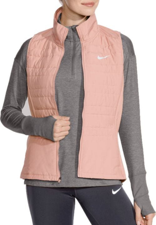 9af7041c8cb2 Nike Women s Essential Full Zip Running Vest