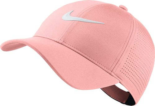 6dc209fac2e Nike Women s 2018 AeroBill Legacy91 Perforated Golf Hat