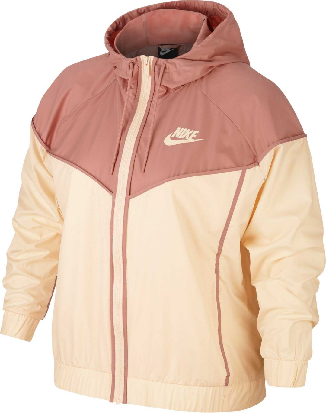 super popular c0e65 2d09e Nike Women s Plus Size Sportswear Windrunner Jacket. noImageFound. Previous