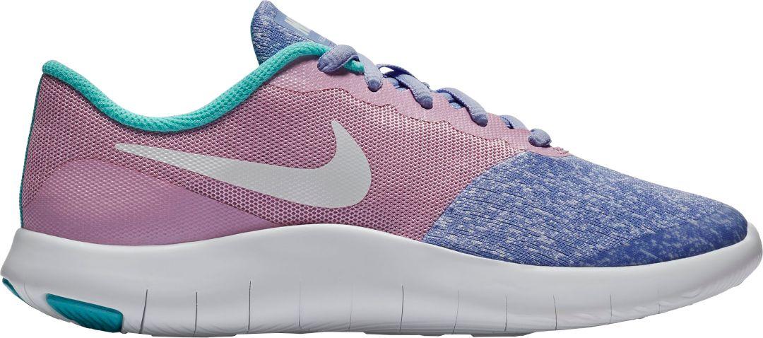 b3f3d89f91634 Nike Kids' Grade School Flex Contact Shoes | DICK'S Sporting Goods