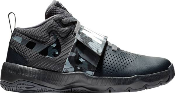 Nike Kids' Grade School Team Hustle D 8 Camo Basketball Shoes product image