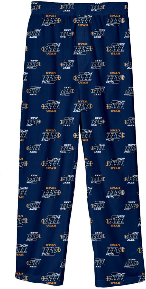 NBA Youth Utah Jazz Logo Pajama Pants product image