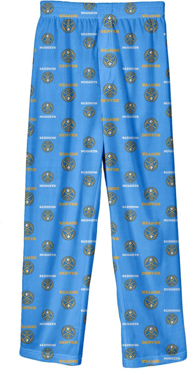 NBA Youth Denver Nuggets Logo Pajama Pants product image