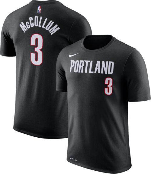 3c540185f Nike Youth Portland Trail Blazers C.J. McCollum  3 Dri-FIT Black T-Shirt.  noImageFound. Previous