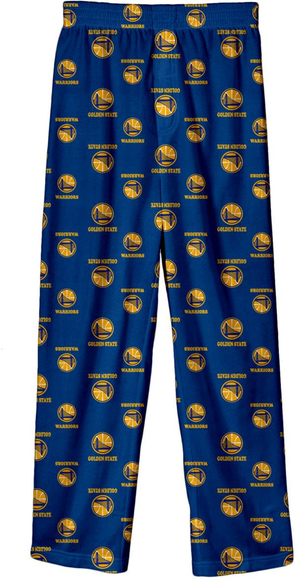 NBA Youth Golden State Warriors Logo Pajama Pants product image