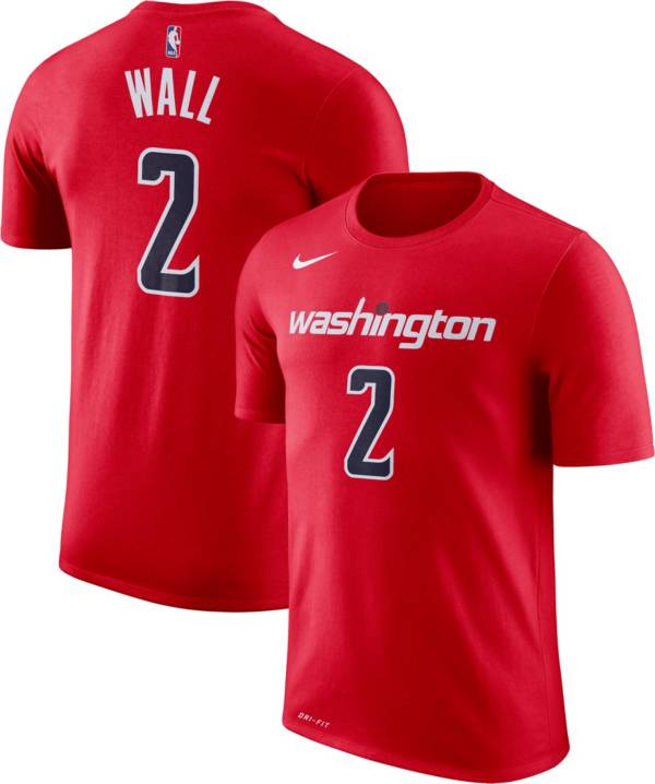 Nike Youth Washington Wizards John Wall #2 Dri-FIT Red T-Shirt product image