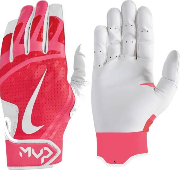 Nike Girls' Hyperdiamond Edge Softball Batting Gloves product image