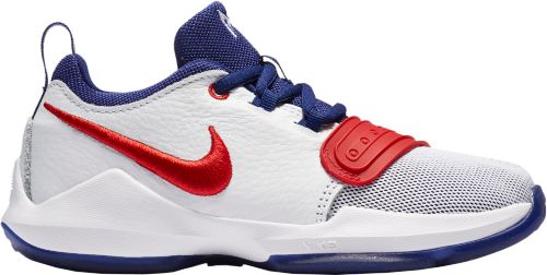 Nike Kids  Preschool PG 1 Basketball Shoes  42be675dd