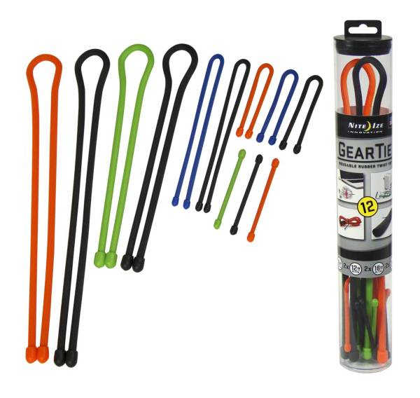 Nite Ize Gear Tie Variety Pack product image