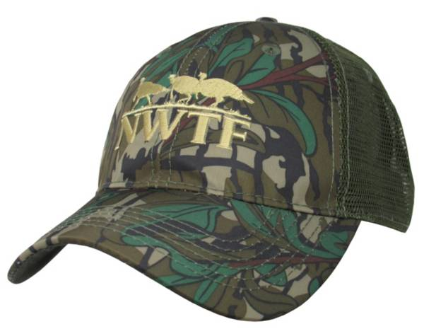 NOMAD Men's NWTF Camo Trucker Hat product image