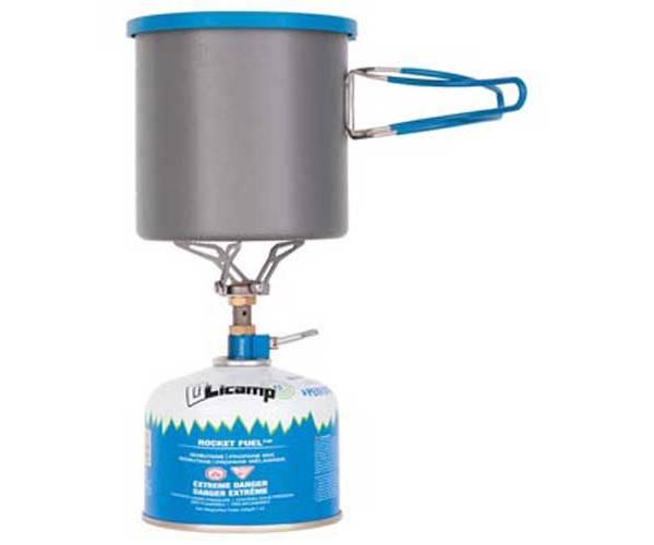 Olicamp Ion Micro Titanium Stove with LT Pot product image