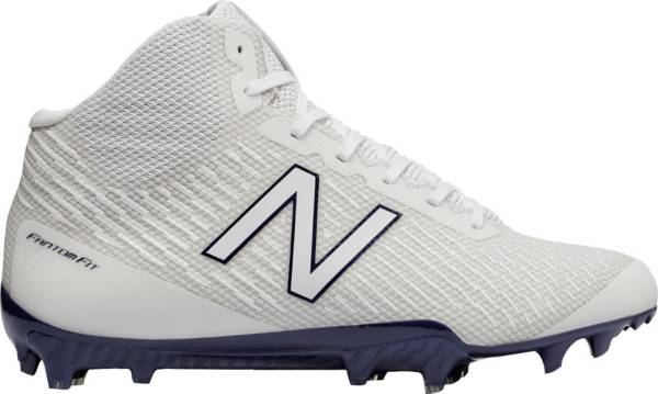 New Balance Men's Burn X Mid Lacrosse Cleats product image