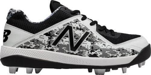 369561919558 New Balance Kids' 4040 V4 Dustin Pedroia Baseball Cleats. noImageFound.  Previous. 1. 2