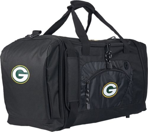 c070a9a7df06 Northwest Green Bay Packers Roadblock Duffel. noImageFound. 1