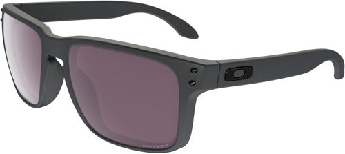 f27b2257d7b92 Oakley Men s Holbrook Prizm Daily Polarized Steel Collection Sunglasses
