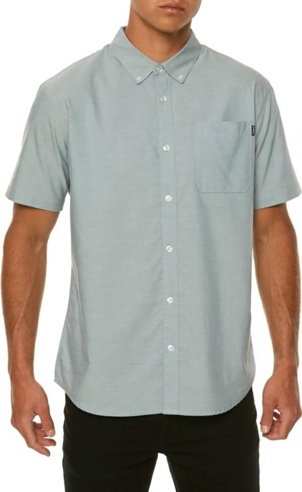 O'Neill Men's Banks Woven Short Sleeve Shirt product image