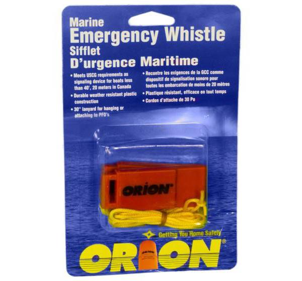 Orion Emergency Whistle - 2 Pack product image
