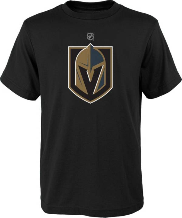 NHL Youth Vegas Golden Knights Logo Black T-Shirt product image