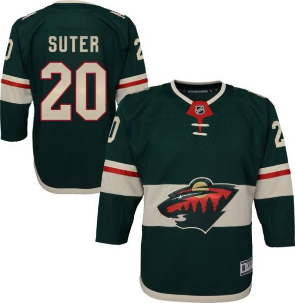 NHL Youth Minnesota Wild Ryan Suter #20 Replica Home Jersey product image