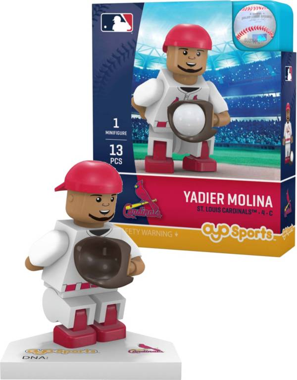 OYO St. Louis Cardinals Yadier Molina Figurine product image