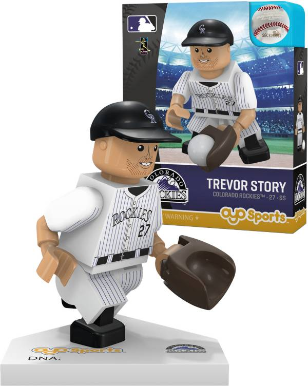 OYO Colorado Rockies Trevor Story Figurine product image