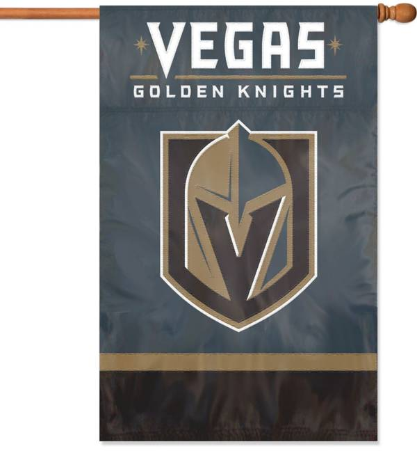 Party Animal Vegas Golden Knights House Flag product image