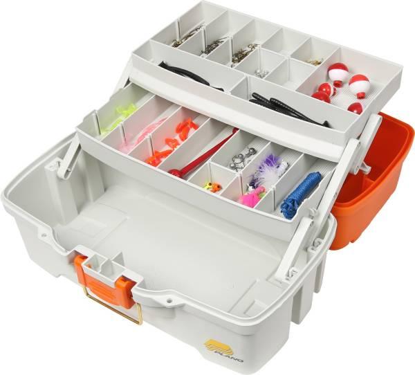 Plano Ready Set Fish 2-Tray Tackle Box product image