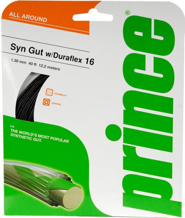 Prince Synthetic Gut with Duraflex 16 Racquet String product image