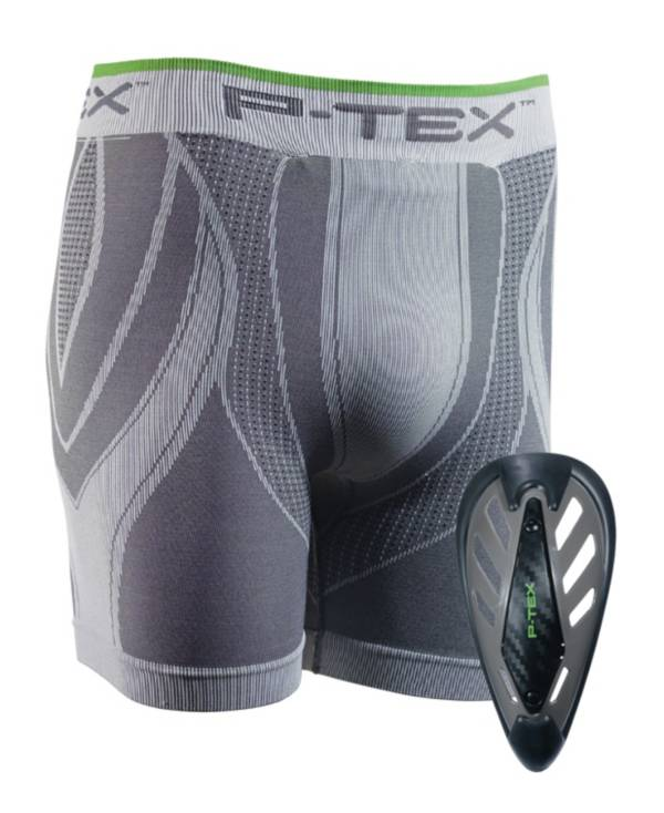 P-TEX Adult Pro Cup with Compression Shorts product image