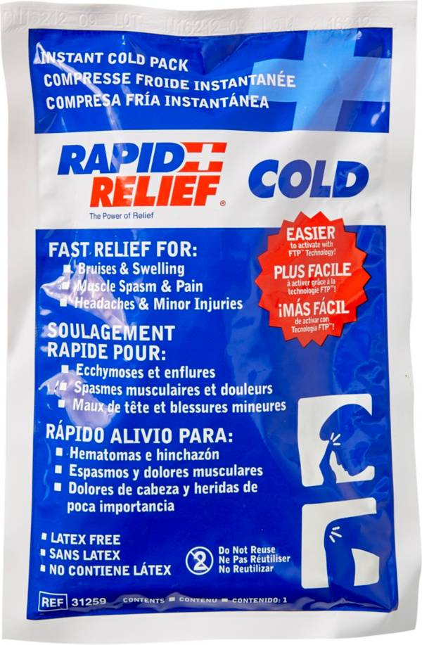Rapid Relief Instant Ice Pack product image