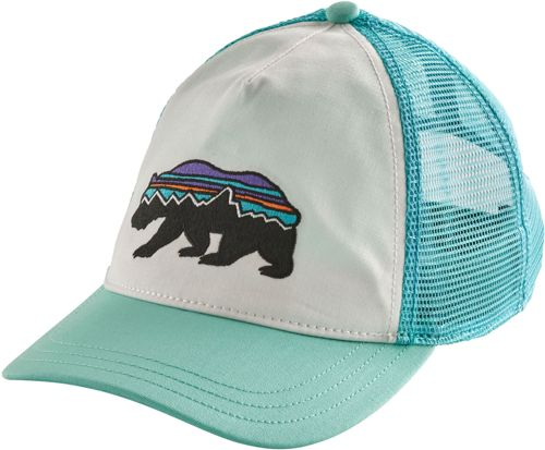 c49100e58d3 ... usa patagonia womens fitz roy bear trucker hat dicks sporting goods  0671e 084f9