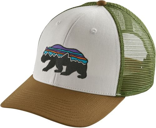 366575ee Patagonia Men's Fitz Roy Bear Trucker Hat | DICK'S Sporting Goods