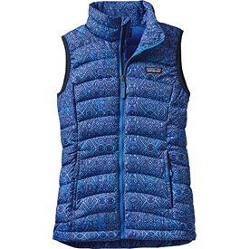 5d8cd3893 Patagonia Girls' Down Sweater Vest