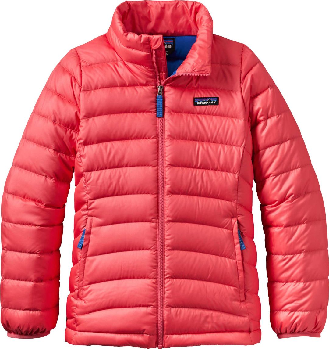 78651a82d Patagonia Girls' Down Sweater Jacket