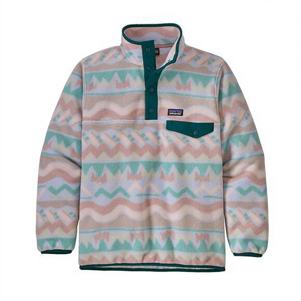 Patagonia Girls' Lightweight Synchilla Snap-T Fleece Pullover product image