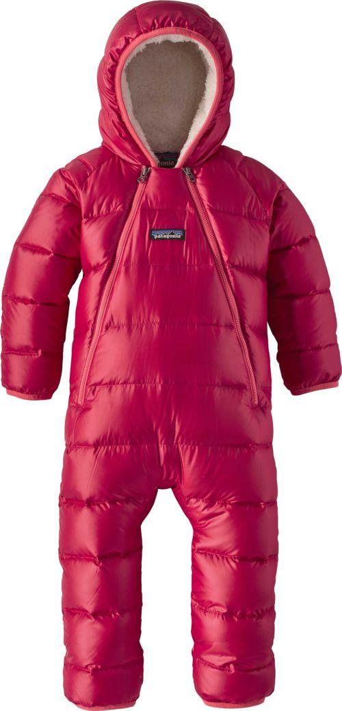 91e3dfd4d390 Patagonia Infant Girls  Hi-Loft Down Sweater Bunting