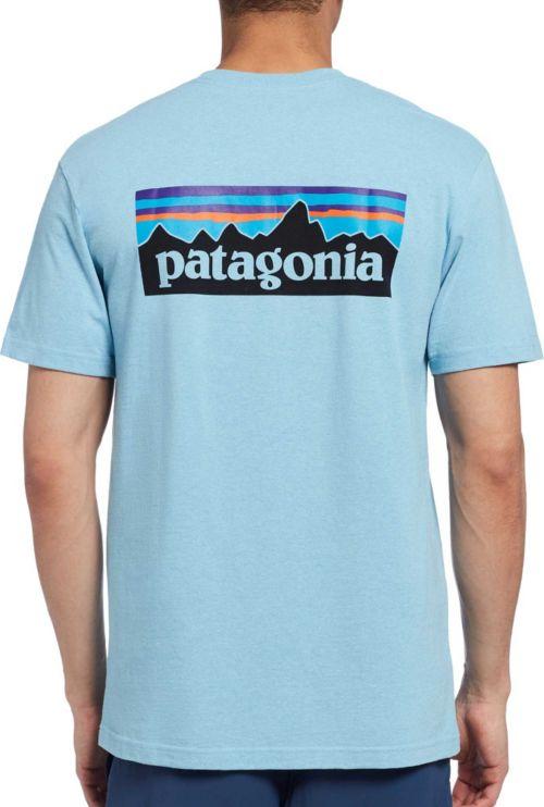 84298bcdb Patagonia Men s P-6 Logo Responsibili-Tee T-Shirt