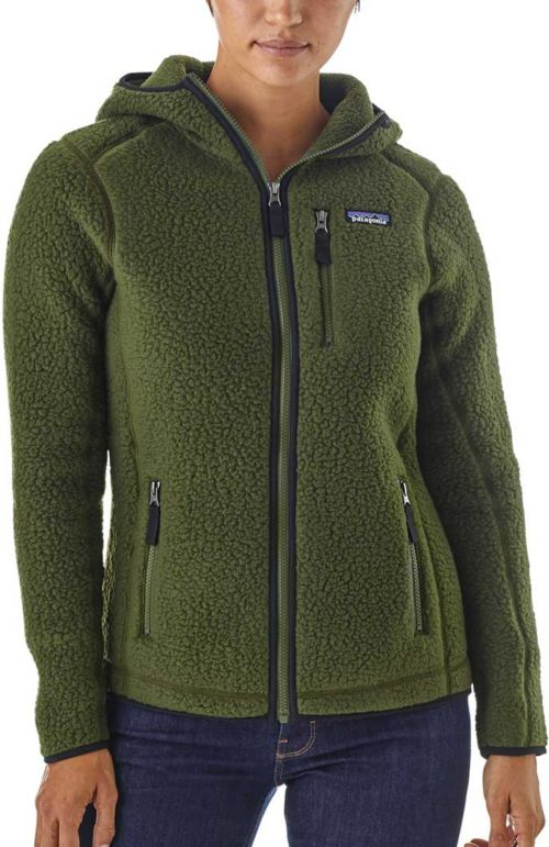7f2a0d229 Patagonia Women s Retro Pile Hooded Fleece Jacket
