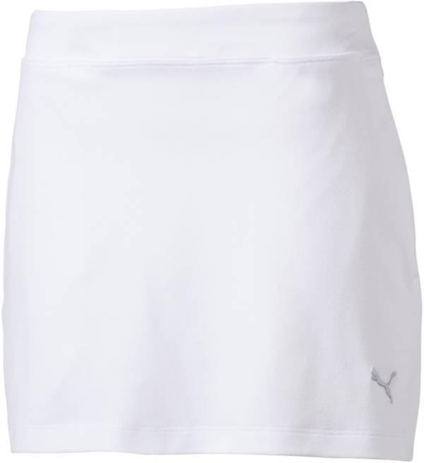 PUMA Girls' Solid Knit Skort product image