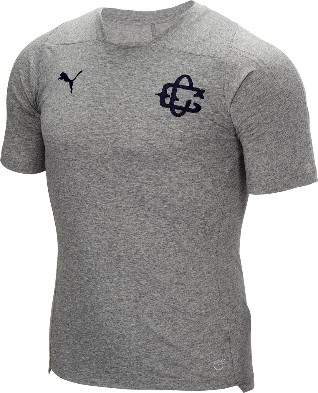 8ca17af3f PUMA Men's Chivas Guadalajara Grey Crest T-Shirt. noImageFound. Previous