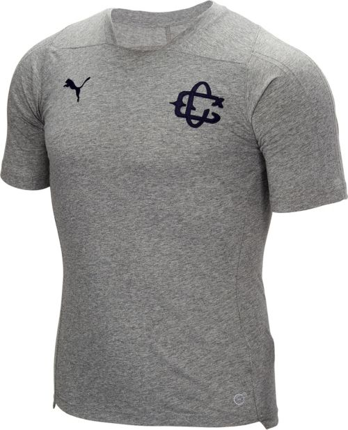 3ac16090402 PUMA Men s Chivas Guadalajara Grey Crest T-Shirt. noImageFound. Previous