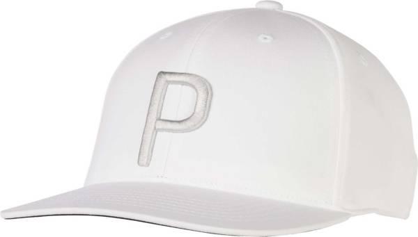 Puma Navy Blue Country Stretch Fit Flex Fit USA Hat