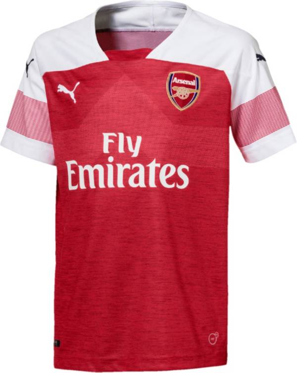 PUMA Youth Arsenal 2018 Replica Home Stadium Jersey product image