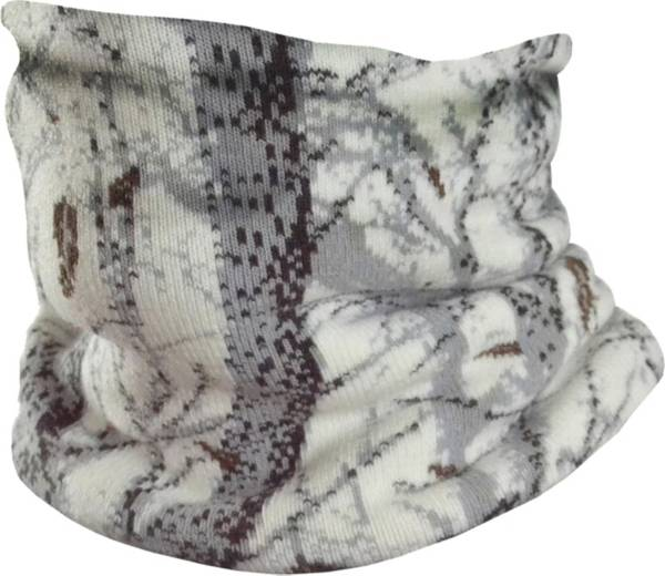 QuietWear Camo Knit Neck Gaiter product image